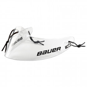 Bauer hockey goalie throat protector - Senior