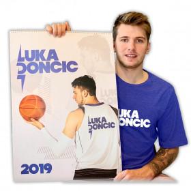 Koledar Luka Dončić LD7