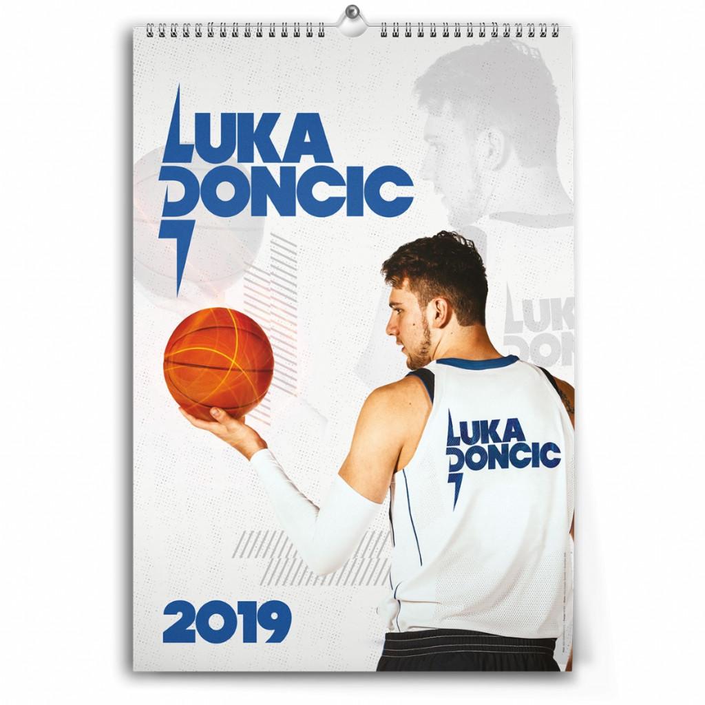 newest collection 2526e 4c654 Calendar Luka Dončić LD7