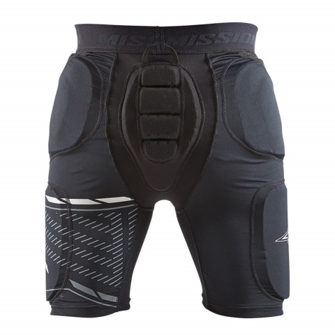 Mission Girdle Compression roller hockey pants - Senior