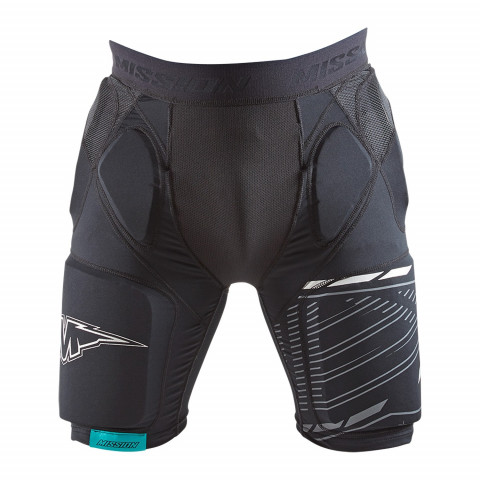 Mission Girdle Compression para hockey línea - Senior