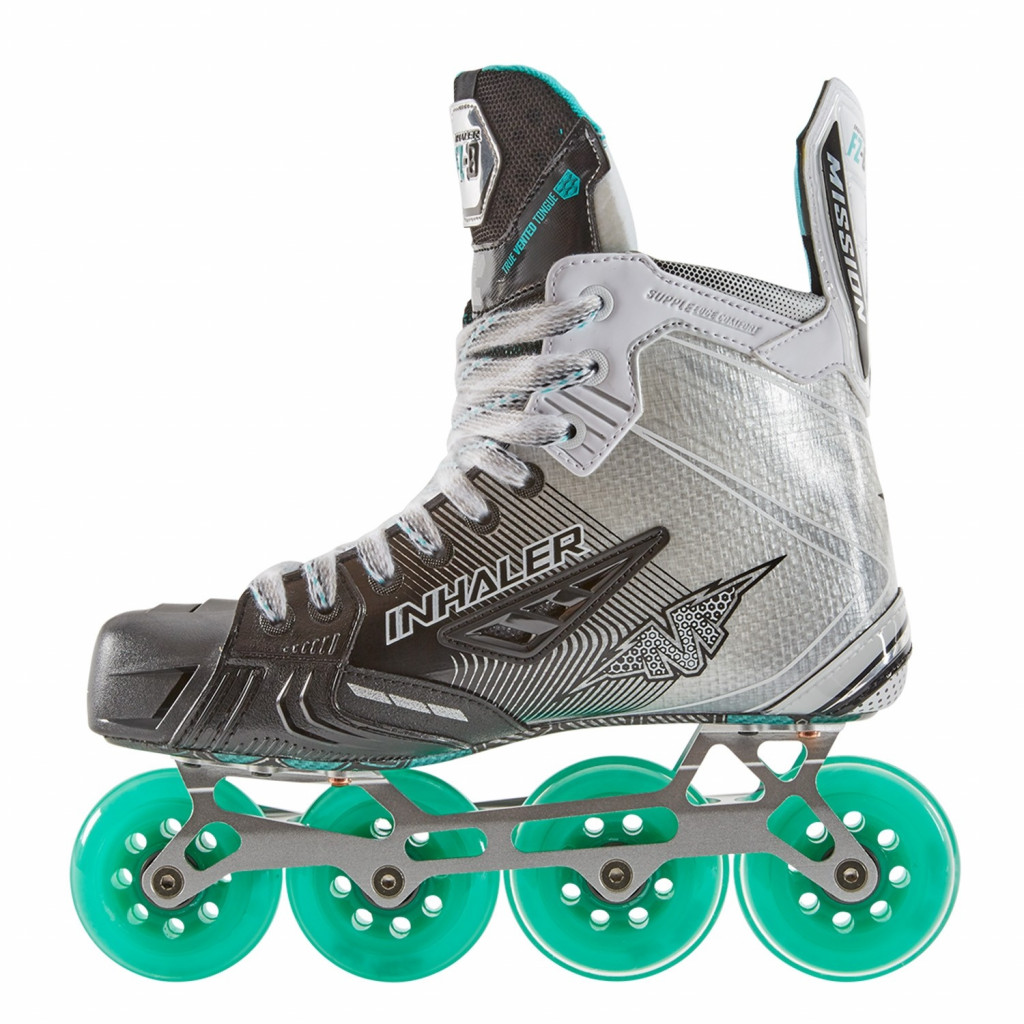 Mission Inhaler Fz 0 Inline Hockey Skates Senior