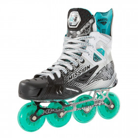 Mission Inhaler FZ-0 inline Hockeyskates - Senior