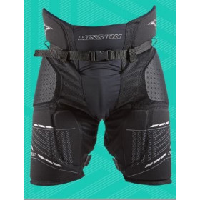 Mission Girdle Core pantaloni per inline hockey - Junior