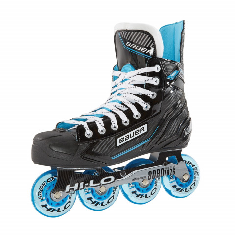 Bauer RSX inline hockey skates - Junior