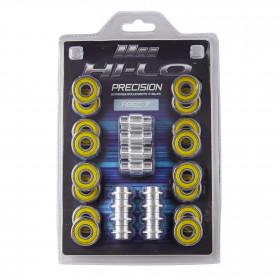 HI-LO ABEC 7 608 bearings for inline skates