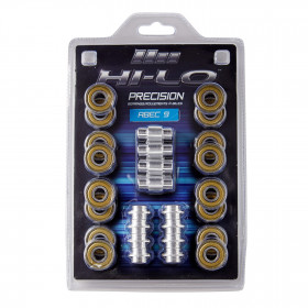 HI-LO ABEC 9 608 bearings for inline skates