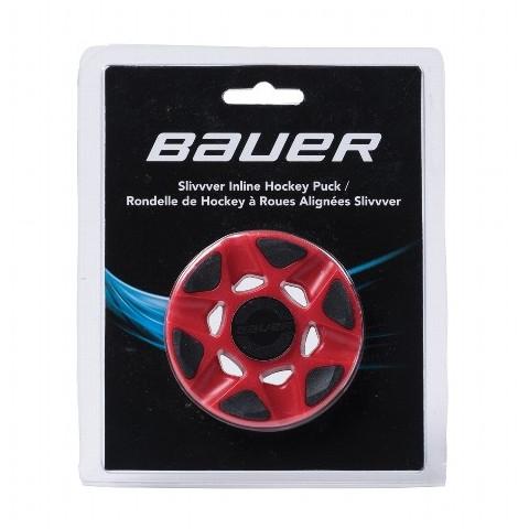 Bauer SlivVver Puck para roller hockey