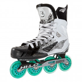 Mission Inhaler FZ-5 inline Hockeyskates - Junior