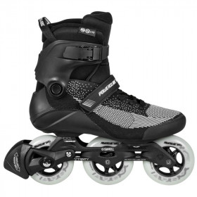 Powerslide Swell lite black 100 patines fitness - Senior