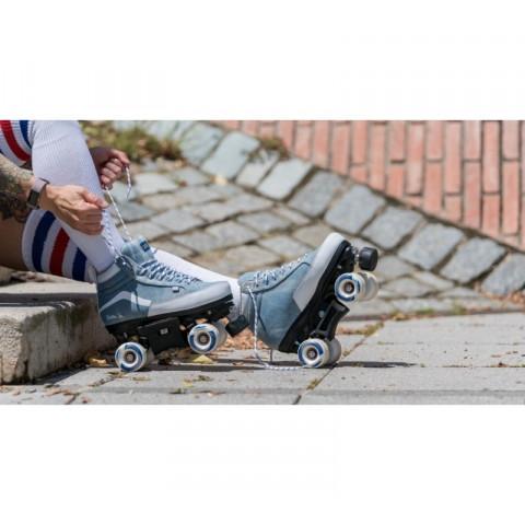 Chaya Pearl pattini a rotelle - Senior