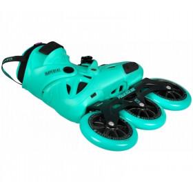Powerslide Imperial Jade 125 Skates - Senior