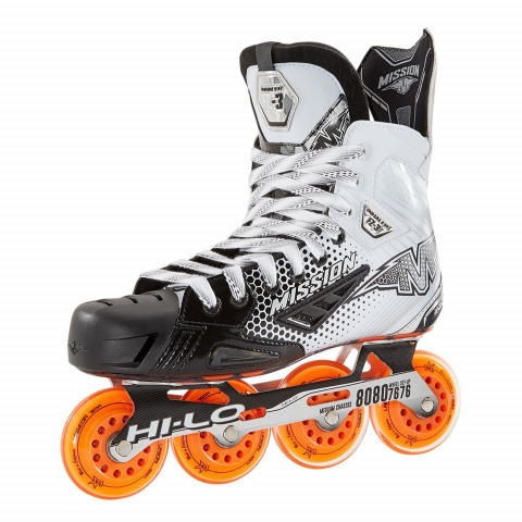 Mission Inhaler FZ-5 inline hockey skates - Senior