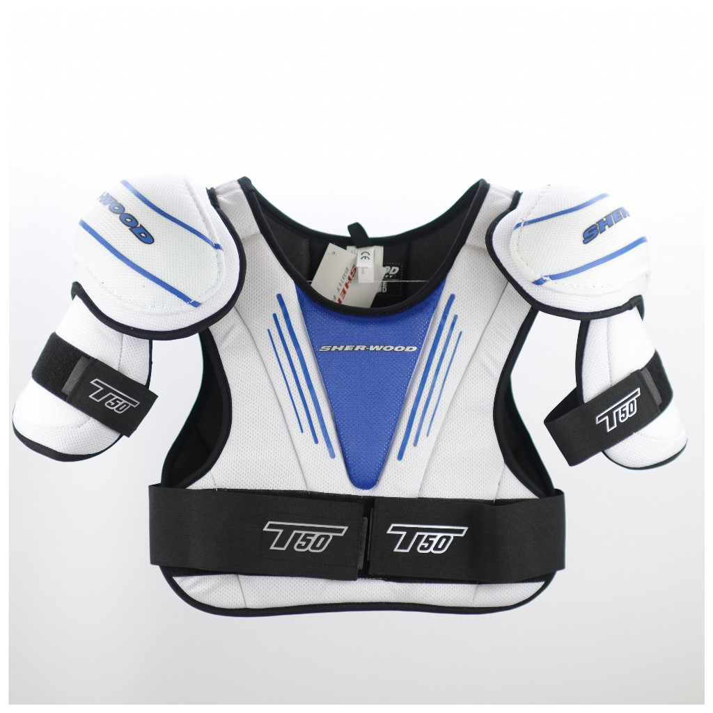 Sherwood T50 Hockey Shoulder Pads Youth