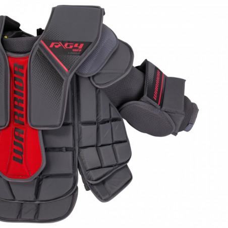 Warrior G4 Pro paraspalle e parapetto per hockey - Senior
