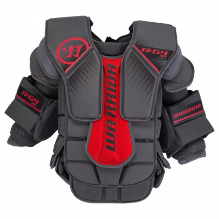 Warrior G4 Pro plastron - Senior
