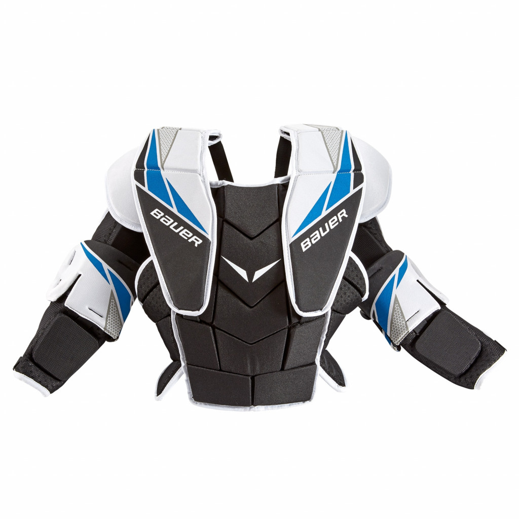 Bauer Street Hockey Goalie Chest Arm Protector Junior
