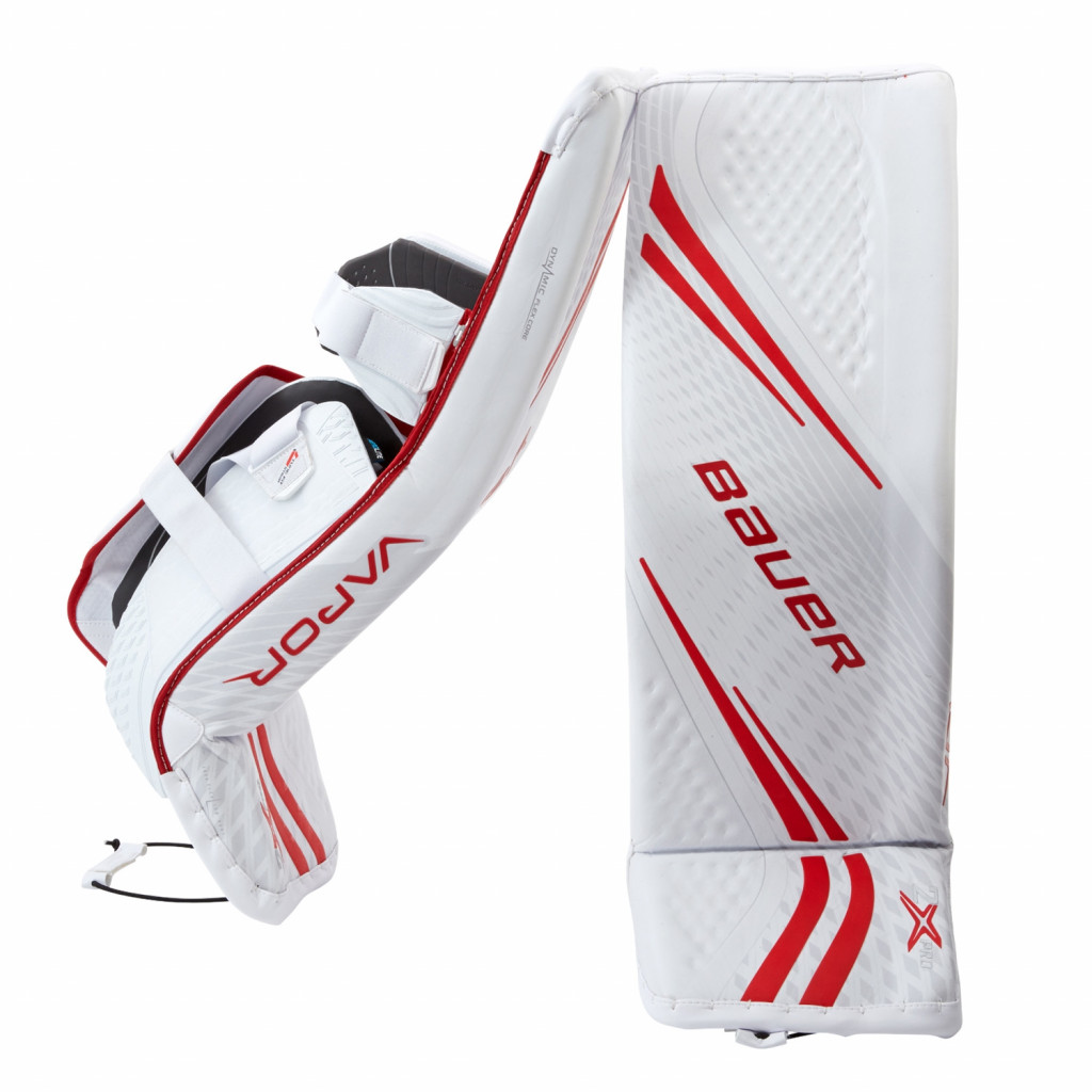 Bauer Vapor 2x Pro Hockey Goalie Leg Pads Senior