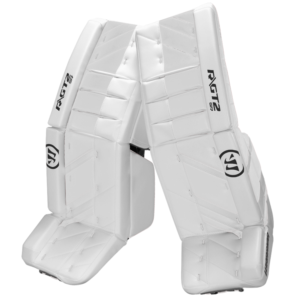 Warrior Ritual GT2 hockey goalie leg pads - Senior