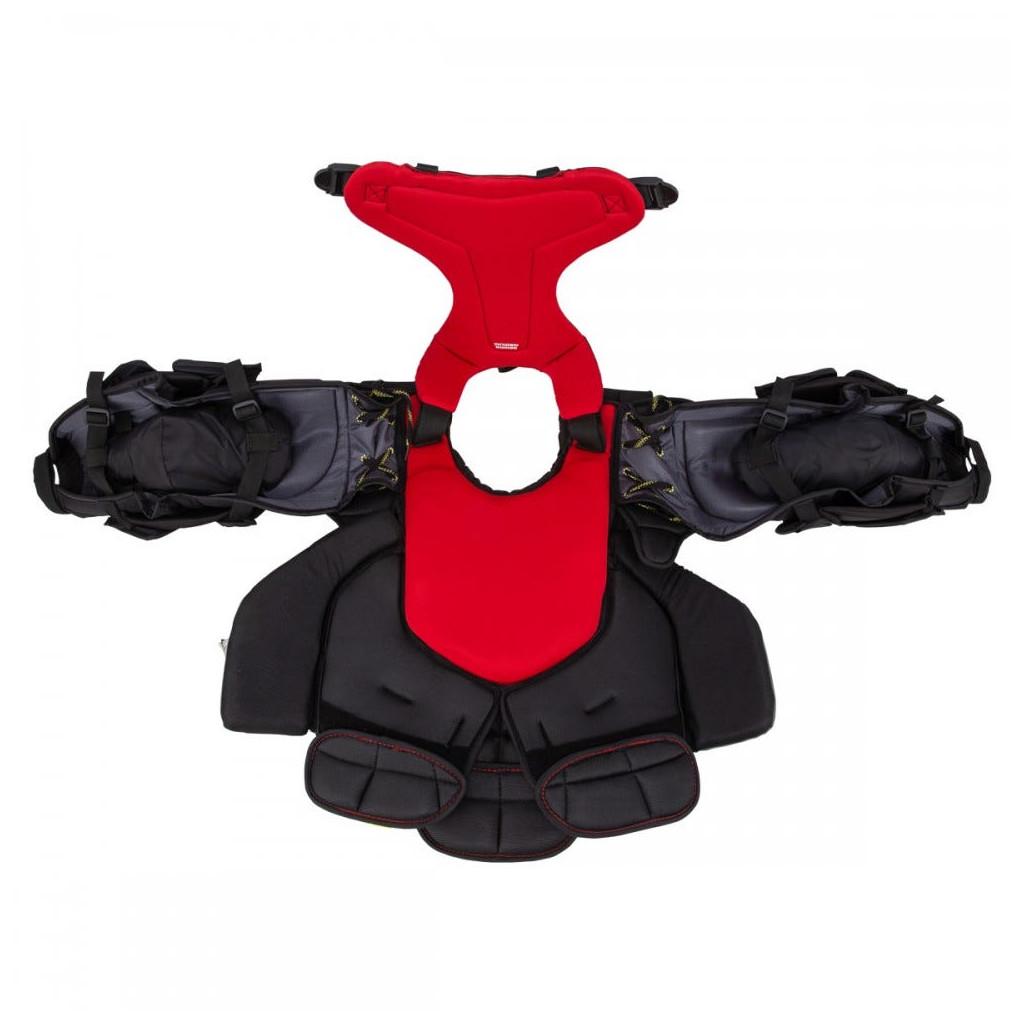 Bauer Vapor X2 9 Senior hockey goalie chest & arm protector