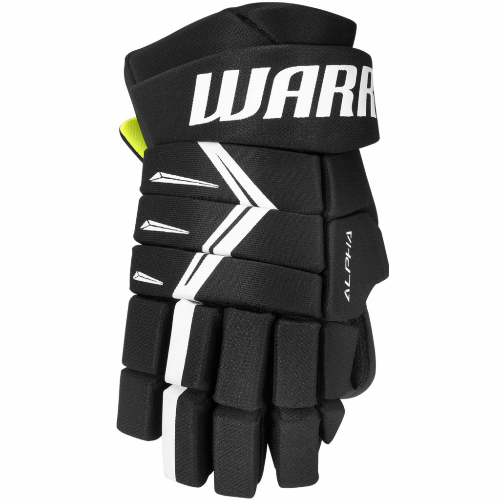 Warrior Alpha Dx5 Hockey Gloves Senior