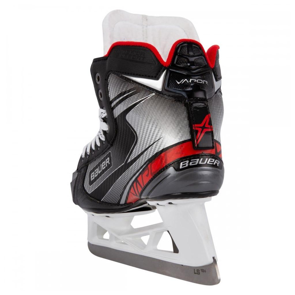 Bauer Vapor X2 7 Junior goalie hockey skates - '19 Model