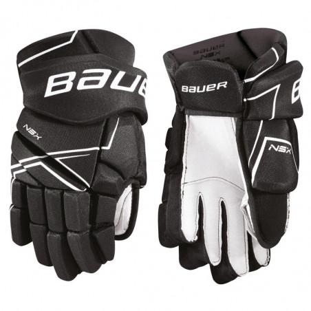 Bauer NSX Junior hockey gloves - '18 Model
