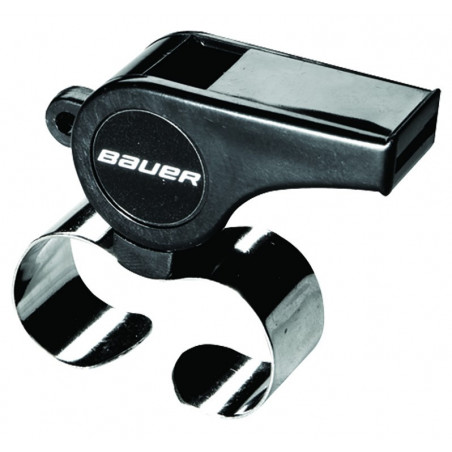 Bauer plastic whistle