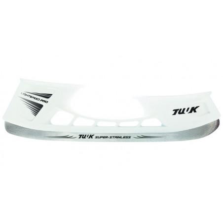 Tuuk Lightspeed PRO supporto per pattini da ghiaccio per hockey completo con lame - Senior